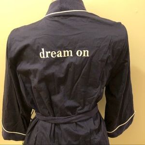 "Kate Spade New York ""Dream On"" Robe size L/XL NWT"
